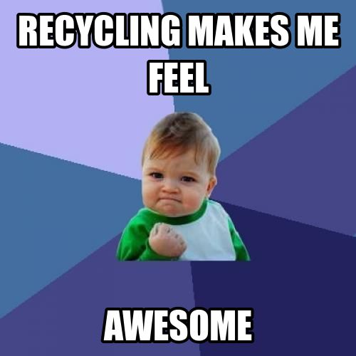 Recycled R – 패키지를 만들자