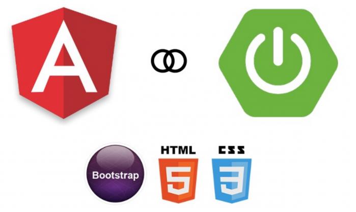 Spring Boot와 AngualrJS를 조합한 코드 자동 생성 도구(scaffolding)