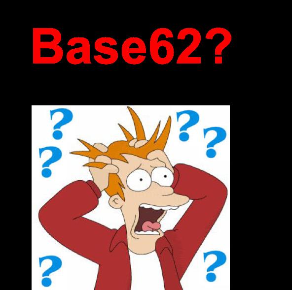 [입 개발] base64 가 있는데 base62 같은걸 왜 써야 하나요?