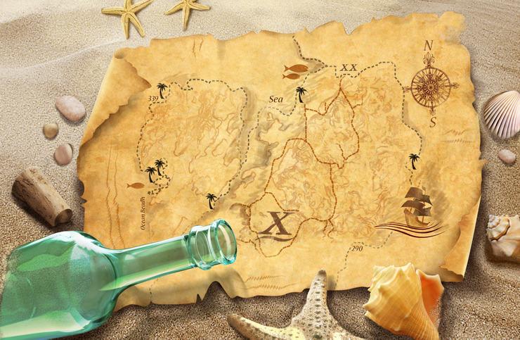 [리니지2 레볼루션] 보물상자 위치 지도(맵) 모음